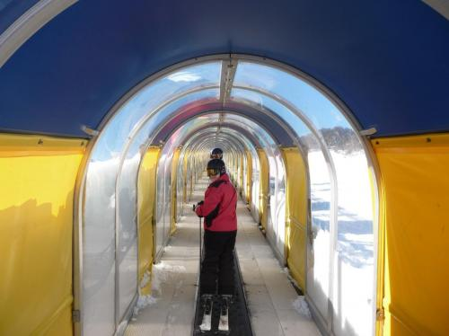 73 Ski Tunnel by J TaylorJudge 1st Place